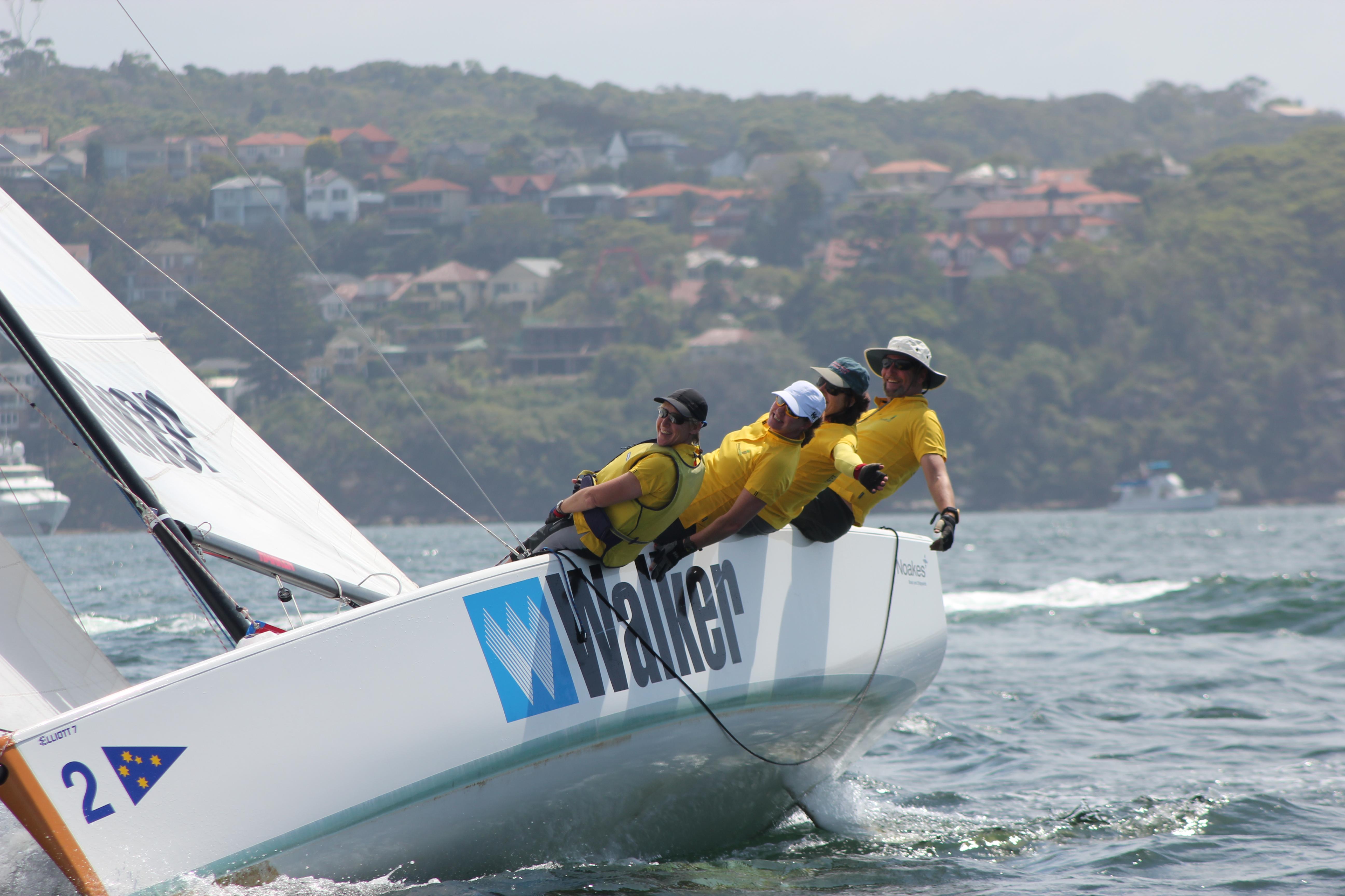 Balmain Sailing Club Skippers Briefing