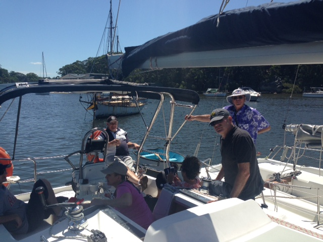Annual General Meeting Sunday July 16 Balmain Sailing